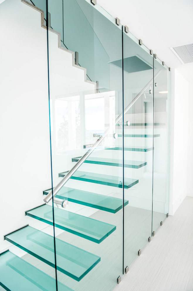 Stairs Glass